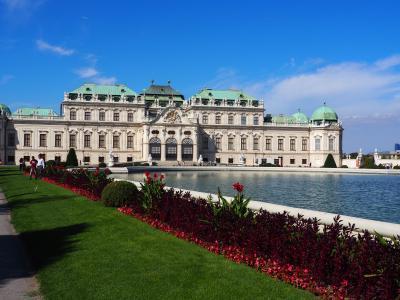 ドイツ・中欧 3,300kmドライブの旅 7日目 (ウィーン散策)