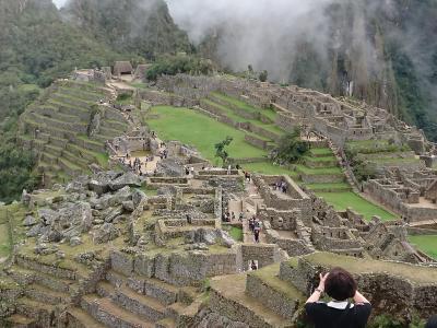 イグアスの滝andマチュピチュ旅行