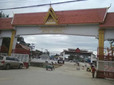 バッタンバン(カンボジア)からチャンタブリー(タイ)へ陸路国境越え