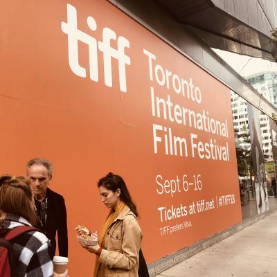 トロント映画祭2018にやってきた。何故にデビッド・リンチ?