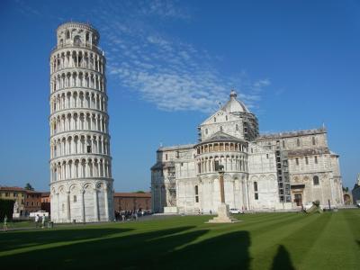 北イタリアを巡る旅 ④ピサ