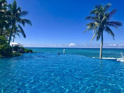 まさかの2ヶ月連続で沖縄!子連れでホテルムーンビーチ泊 ②