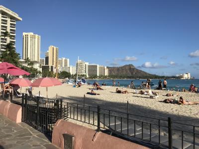 何度行っても楽しい、何度も行きたいハワイ 6日目