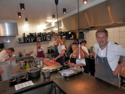 2018SEPポーランド・ワルシャワ・ミシュラン掲載のレストラン2店(ポーランドで最初に★を獲得したAtelier Amaro・ビブグルマンAlewino.pl)に行ってみました!