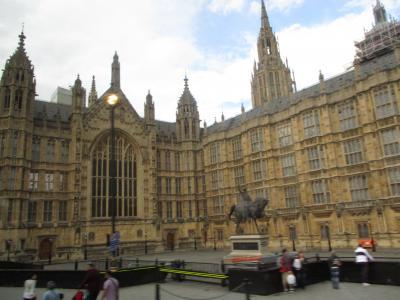 London 2018 ⑩ (ロンドン 2018年夏 スコットランドから英国縦断の旅)