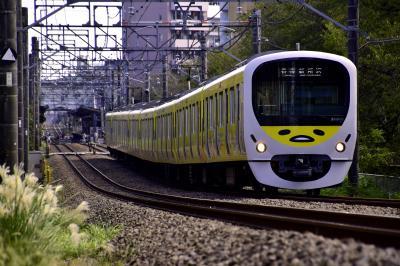 【埼玉西武ライオンズ】西武鉄道の「ぐでたまスマイルトレイン」を追いかけて【10年ぶりの歓喜の瞬間!】
