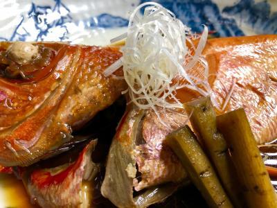下部で湯治のはずが熱海DAY1-2 湯宿みかんの木の夕食&温泉&熱海芸術祭り
