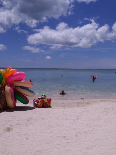 サムイ島でマッサージざんまい