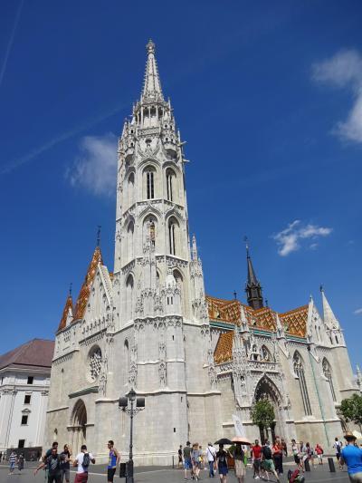 大好きな国 ハンガリー (2) マーチャーシュ教会など