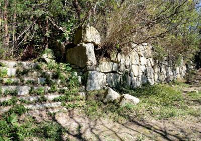 近江八幡の山城を訪ねる