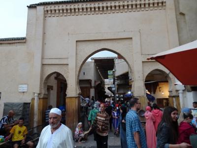 モロッコ女子一人旅(3)-フェズで過ごす5時間、そして砂漠へ