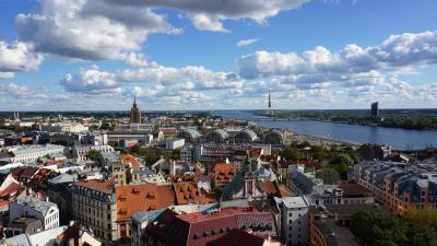 秋のバルト二か国(ラトビア・リトアニア)+ スペインぶらり旅 -RIGA・Latvia-