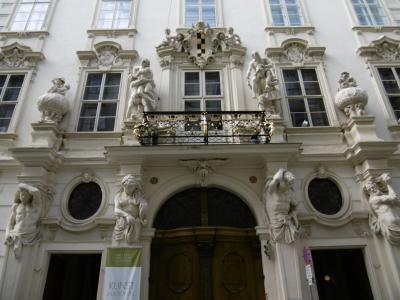 ウィーン市内観光:路地裏を歩いているだけで幸せを感じる世界一美しい街