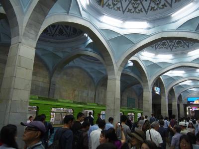 シルクロードの国ウズベキスタン(その4)@タシケント