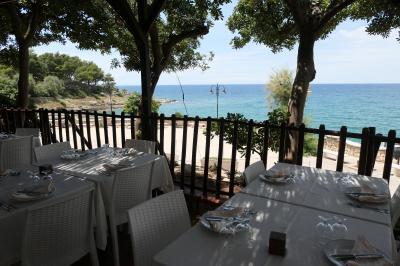 美しき南イタリア旅行♪ Vol.365(第13日)☆マリーナ・サン・グレゴリオ:絶景リストランテ「Da Mimi」優雅なランチ♪