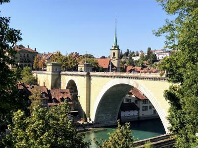 〈はじめてのスイス旅行〉6日目(その2):ベルンとチューリッヒ散策
