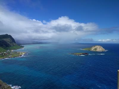 マカプウトレイル ラニカイビーチ In ハワイ