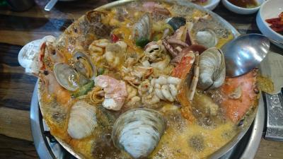 へムルタンが食べたくて釜山へ