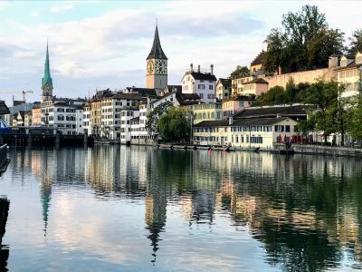 〈はじめてのスイス旅行〉7日目:朝のチューリッヒ散歩