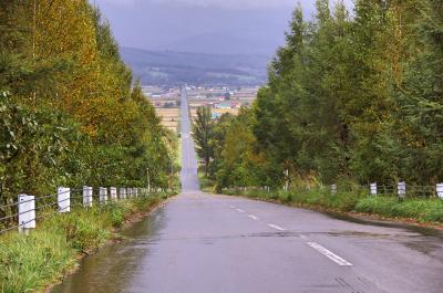 富良野の秋・・風景さがしのドライブ①