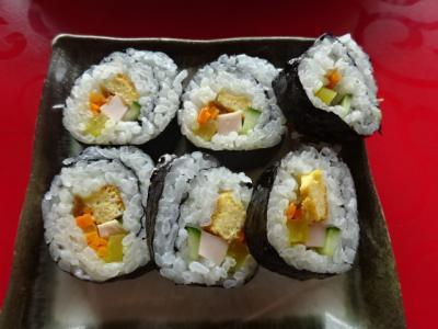岡崎食べ歩き-3-知る人ぞ知る、韓サランの韓国料理バイキング