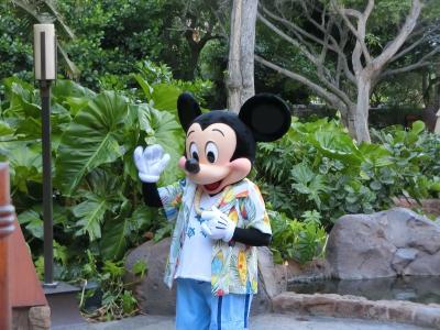 2018年6-7月【終】 ハワイ9泊 初めてのアウラニ滞在 キャラダイから帰国まで