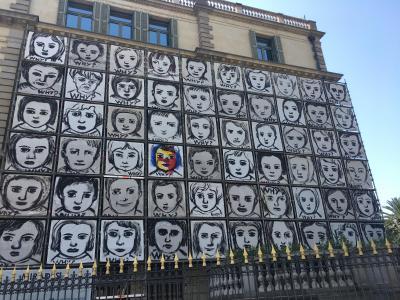 バルセロナ!