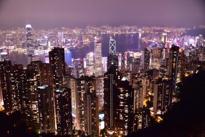 焦った!香港1泊トランジット。