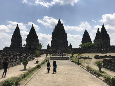 【2018年9月24・25・26日】インドネシア・ジャカルタとバンドンとジョグジャカルタのマンネリ旅(4・5・6日目)