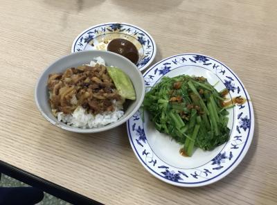 2回目の台北B級グルメ 夜市の旅