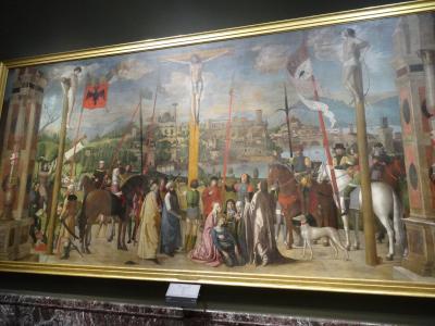 ミラノ ブレラ絵画館・スフォルツァ城博物館