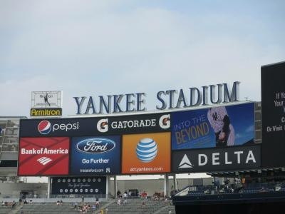 2013 ひとり旅 in New York その2《朝食はパンケーキ、午後はイチローを見にヤンキースタジアムへ!》
