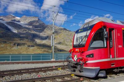 スイス・イタリア オーダーメイド鉄道旅行 (2)ベルニナ線沿線