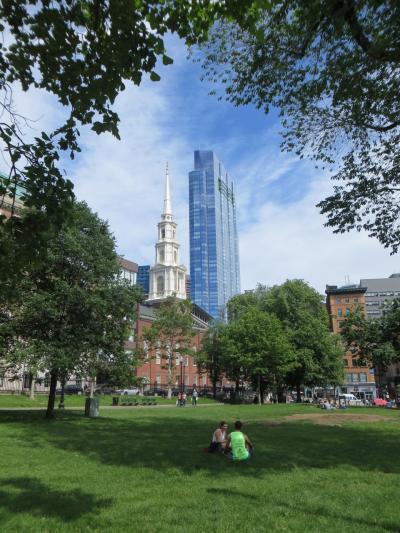 歴史の街 ボストン散歩 ニューイングランド訪問 その5