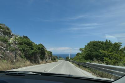 美しき南イタリア旅行♪ Vol.370(第13日)☆Gagliano:ガリアーノの絶景パノラマ通り♪