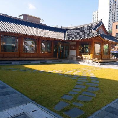 念願の薬令市韓方博物館へのリベンジ旅2日目