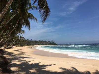 スリランカのアマンを巡る旅その3 タンガッラの楽園アマンウェラ