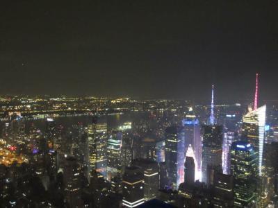2013 ひとり旅 in New York その3《マンハッタン散策と、夜景鑑賞ツアー》