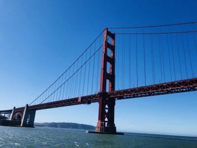 サンフランシスコをブラブラ[2018年9月10月世界一周特典航空券の旅29]