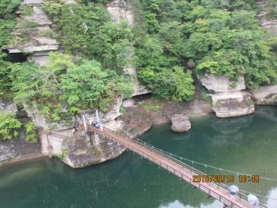 東北 秋のドライブ旅・P3.会津 東山温泉