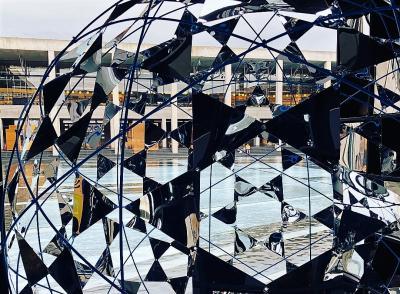 2018 AUG 新潟巡り4日間の旅 (5/8)大地の芸術祭 2018 (1)スタートはこちらから 里山現代美術館キナーレ