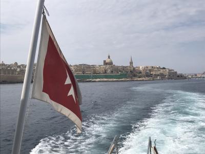 噂のターキッシュエアラインフリーツアーと マルタ島の旅