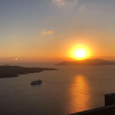 ギリシャ【2】サントリーニ島 フィラ