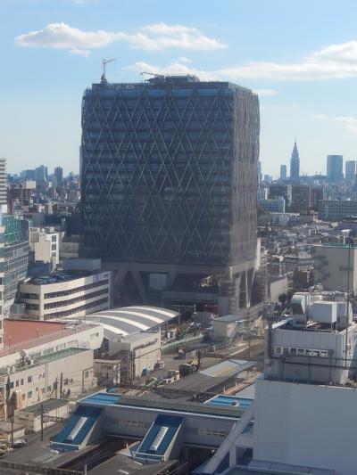 東武百貨店・池袋レストラン街ダイニングシティ15階から見られる風景