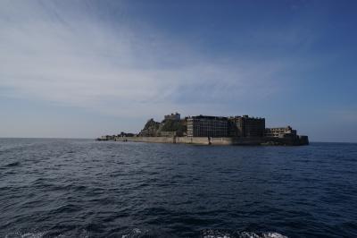 長崎、軍艦島