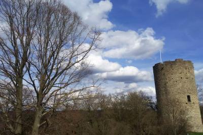 Burg Blankenberg(ドイツ)