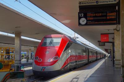 スイス・イタリア オーダーメイド鉄道旅行 (7)フィレンツェ→ベネチア