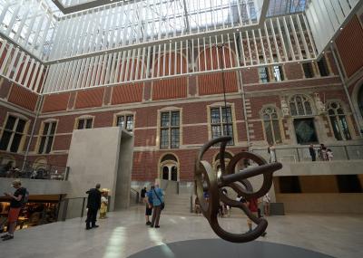 アムステルダム国立美術館【2】中世からルネサンス(2)