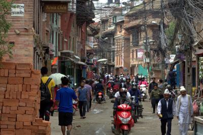 ネパール8日間、カトマンズ観光。パタンとボダナート編。