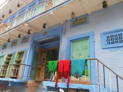 ~初インド・一人旅~三日目は憧れの青の街、ジョードプルその1